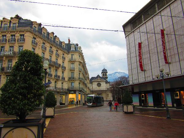 Metropole Grenoble Transition